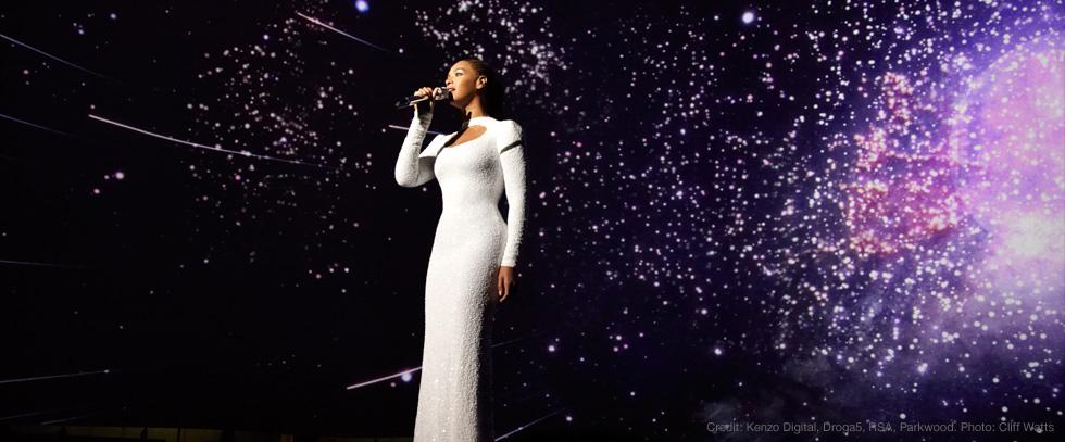 Beyoncé United Nations World Humanitarian Day Performance
