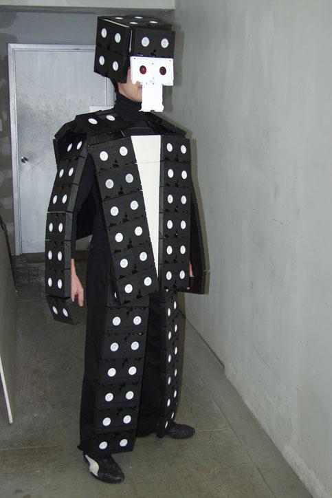 Ken Tanabe Halloween Costume 2004