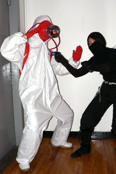 Ken Tanabe Halloween Costume 2005
