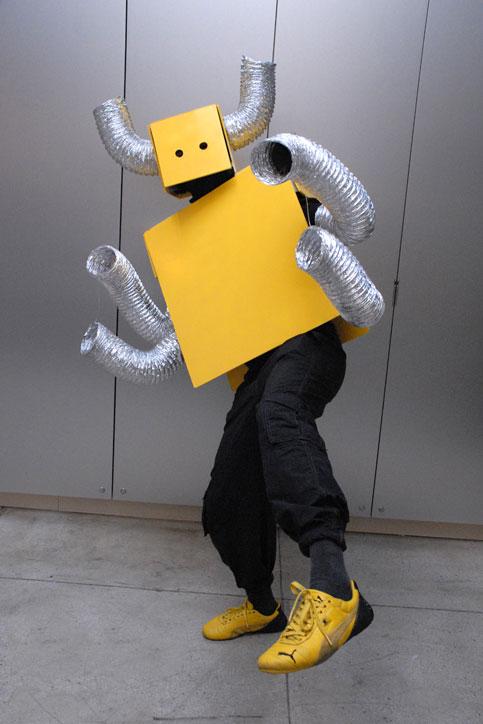 Ken Tanabe Halloween Costume 2007