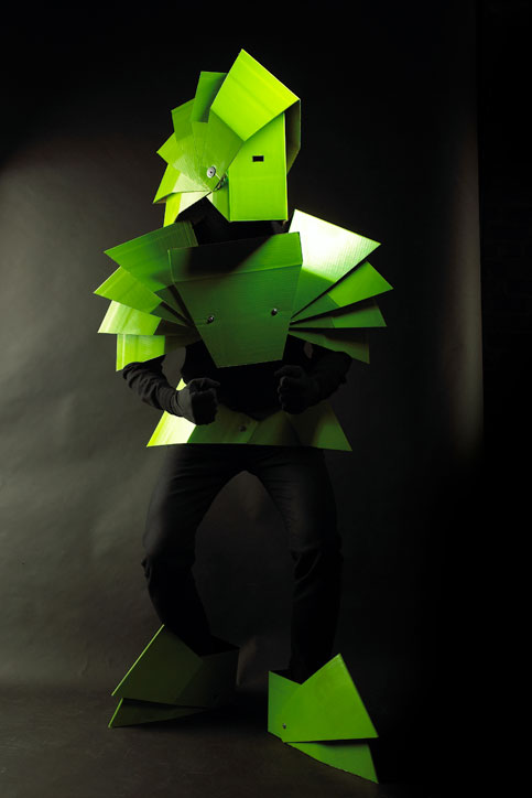 Ken Tanabe Halloween Costume 2008