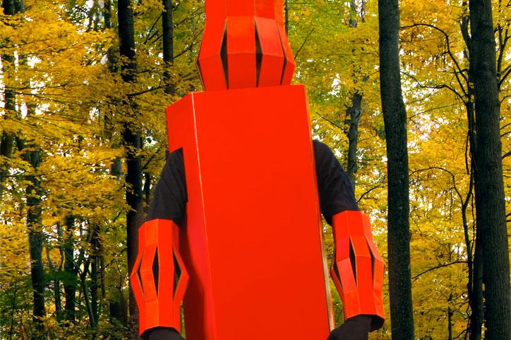 Ken Tanabe Halloween Costume 2010