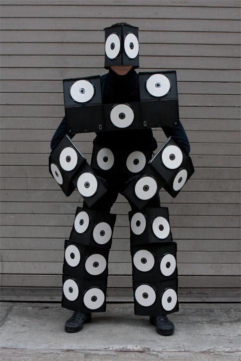 Ken Tanabe Halloween Costume 2012