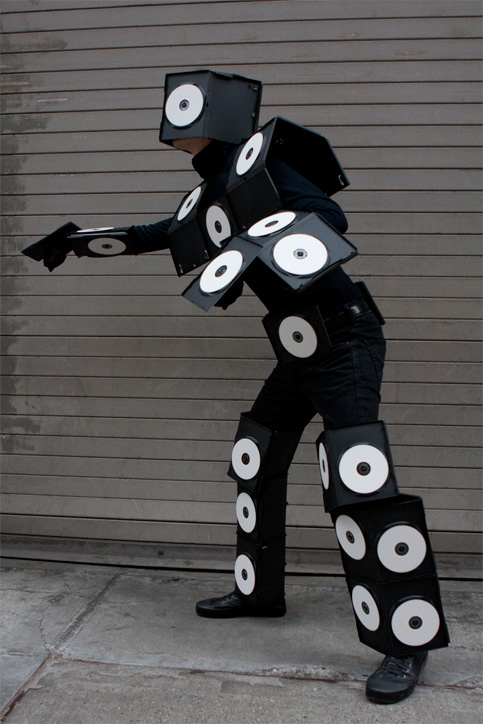 Ken Tanabe Halloween Costume 2011