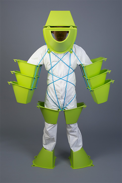 Ken Tanabe Halloween Costume 2016