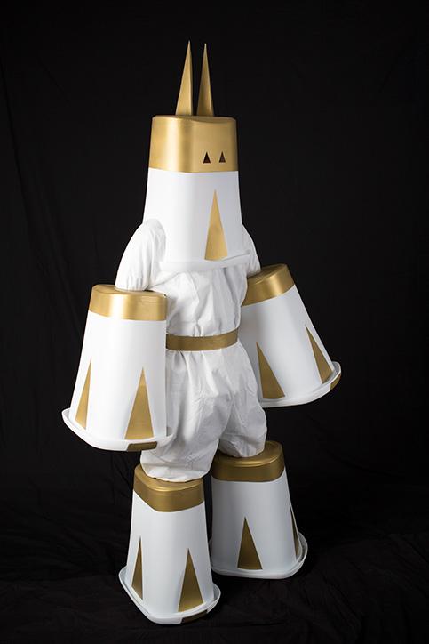 Ken Tanabe Halloween Costume 2018