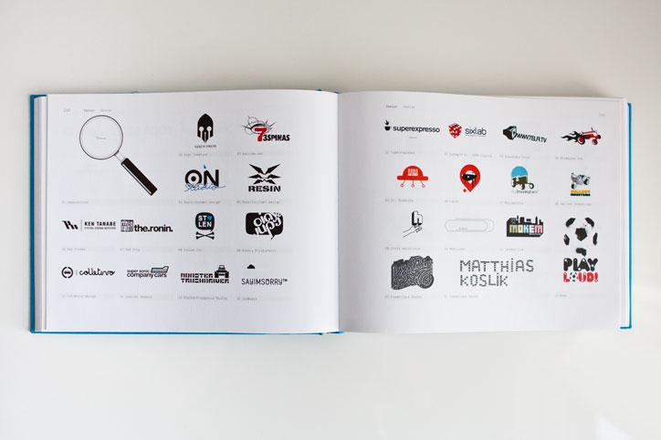 Tres Logos Book Ken Tanabe Logo Spread