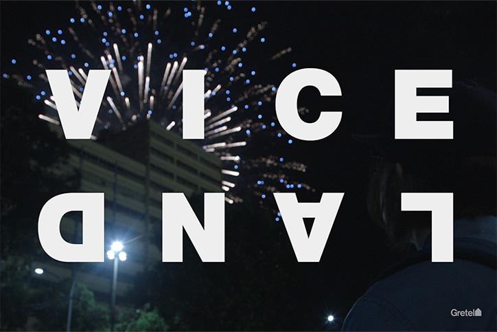 Viceland Network Branding