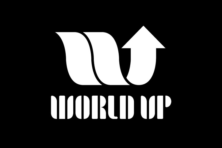 World Up Logo
